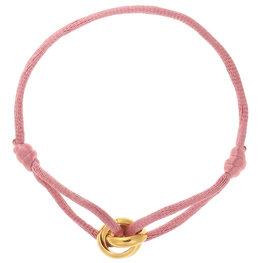 Armband Strengle Roze